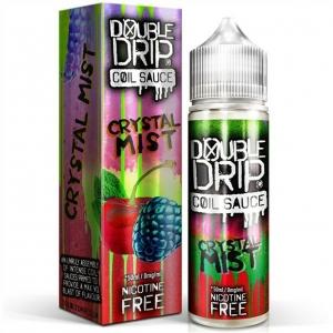 Crystal Mist - Double Drip - Shortfill