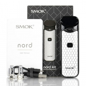 Smok Nord Pod Vape Kit - White