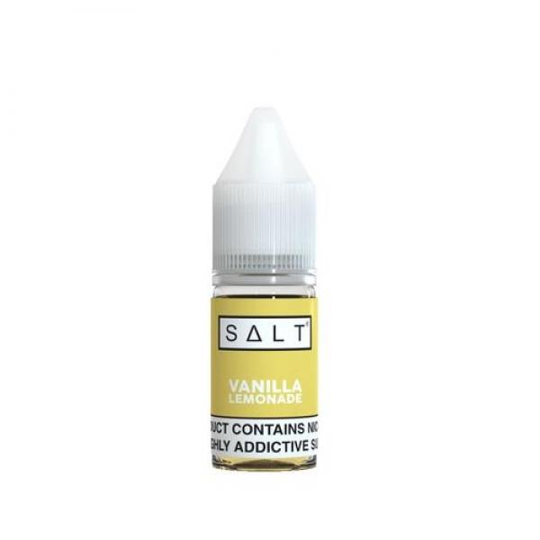 Vanilla Lemonade - Nic Salt
