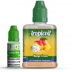 Mango Cream - Tropicoil Shortfill