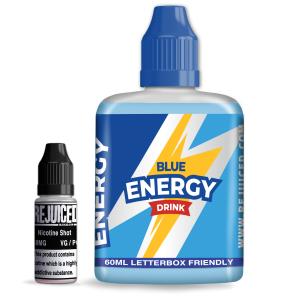Blue Energy Drink - Shortfill