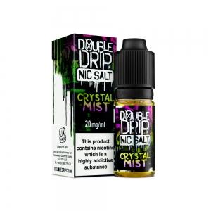 Crystal Mist Nic Salt - Double Drip