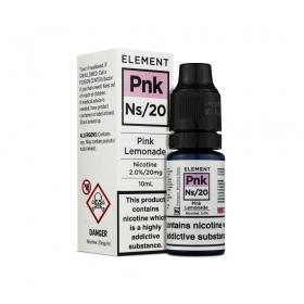Pink Lemonade Nic Salt - Element
