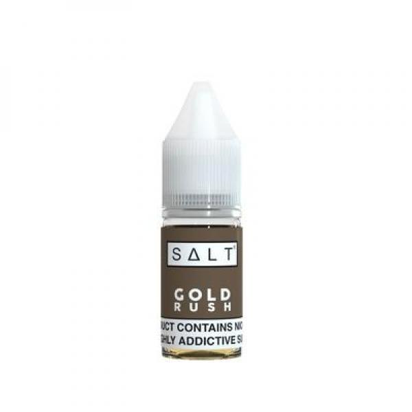 Gold Rush Bacco - Nic Salt