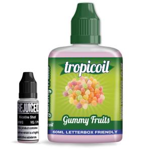 Gummy Fruits - Tropicoil Shortfill