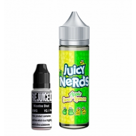 Apple Sour Lemon - Juicy Nerds Shortfill