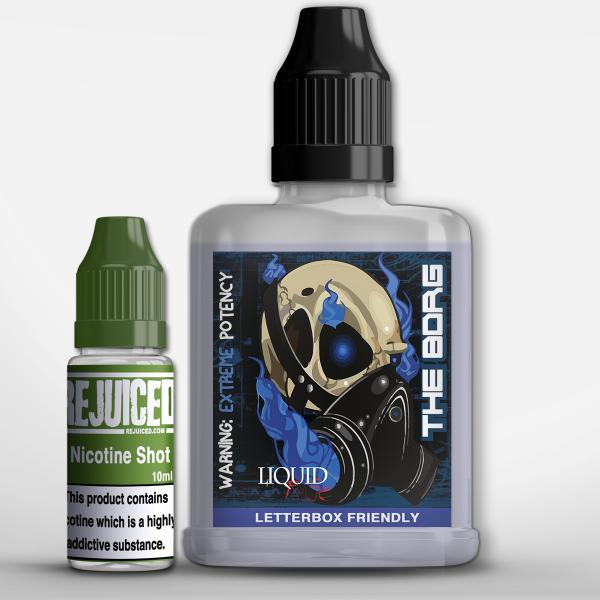 The Borg - LiquidRage Shortfill