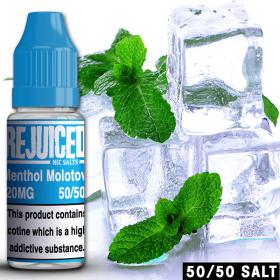 Menthol Molotov Cocktail - Nic Salt