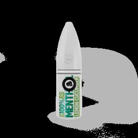 100% Menthol Lemon Cucumber Nic Salt - Riot Squad