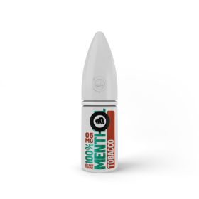 100% Menthol Bacco Nic Salt - Riot Squad