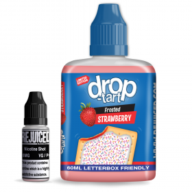 Frosted Strawberry - DropTart Shortfill
