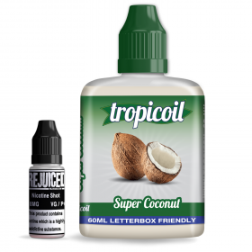 Super Coconut  - Tropicoil Shortfill