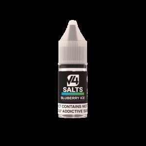 Blueberry Ice Nic Salt - V4pour