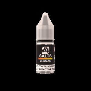 Custard Nic Salt - V4pour