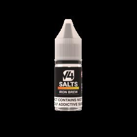 Iron Brew Nic Salt - V4pour