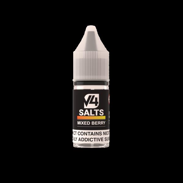 Mixed Berry Nic Salt - V4pour